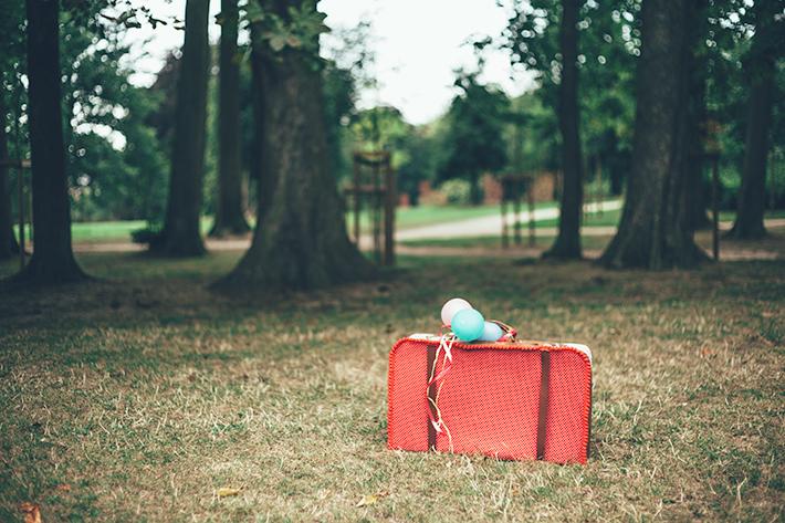 DIY - ma petite valise vintage
