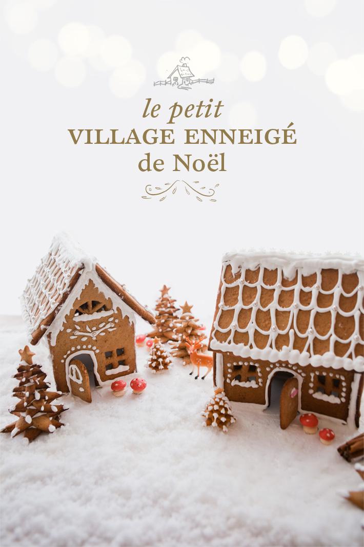 Petit_village_enneigé_de_noel_en_pain_d_epice_01